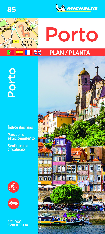 PORTO - PLANTA E INDICE