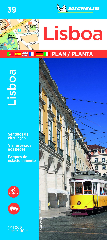 LISBOA - PLANTA E INDICE