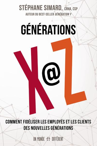 GENERATIONS X  Z