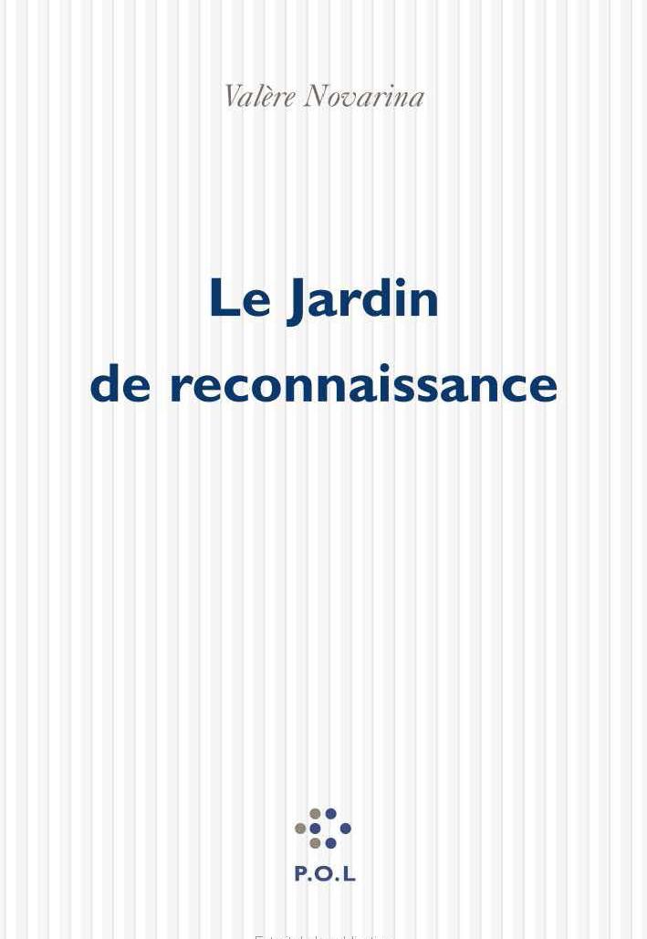 JARDIN DE RECONNAISSANCE