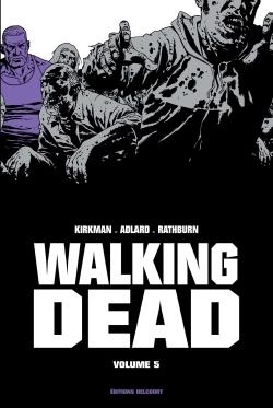 "WALKING DEAD ""PRESTIGE"" VOL V"