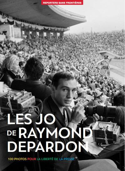 LES JO DE RAYMOND DEPARDON - 100 PHOTOS POUR LA LIBERTE DE LA PRESSE