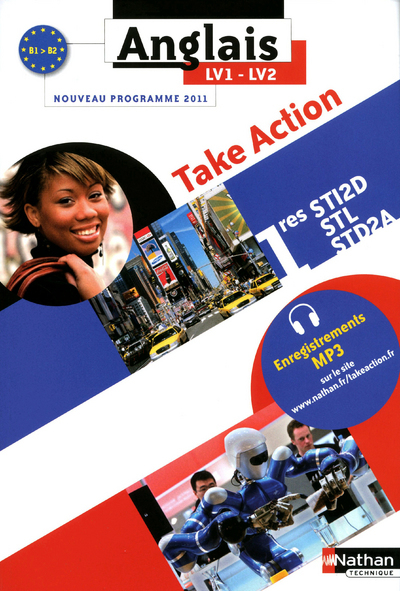 TAKE ACTION 1E STI2D/STL/STD2A