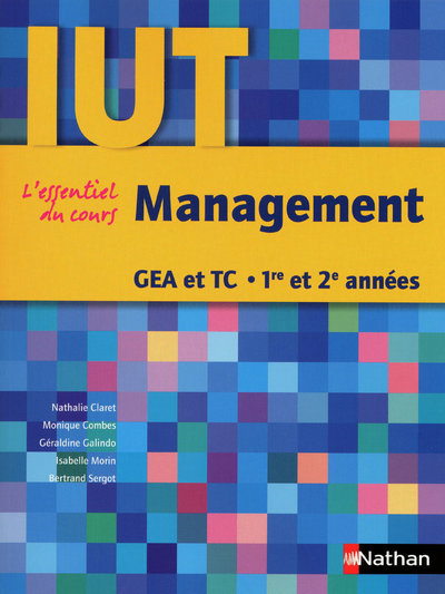 MANAGEMENT GEA ET TC 1E/2E ANN
