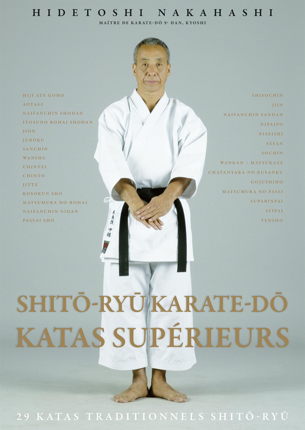 SHITO-RYU KARATE-DO KATAS SUPERIEURS