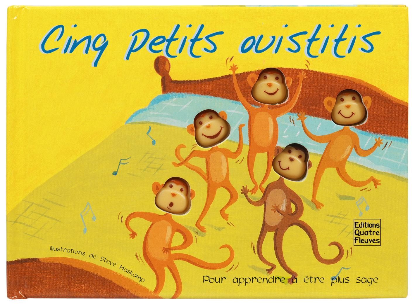 CINQ PETITS OUISTITIS