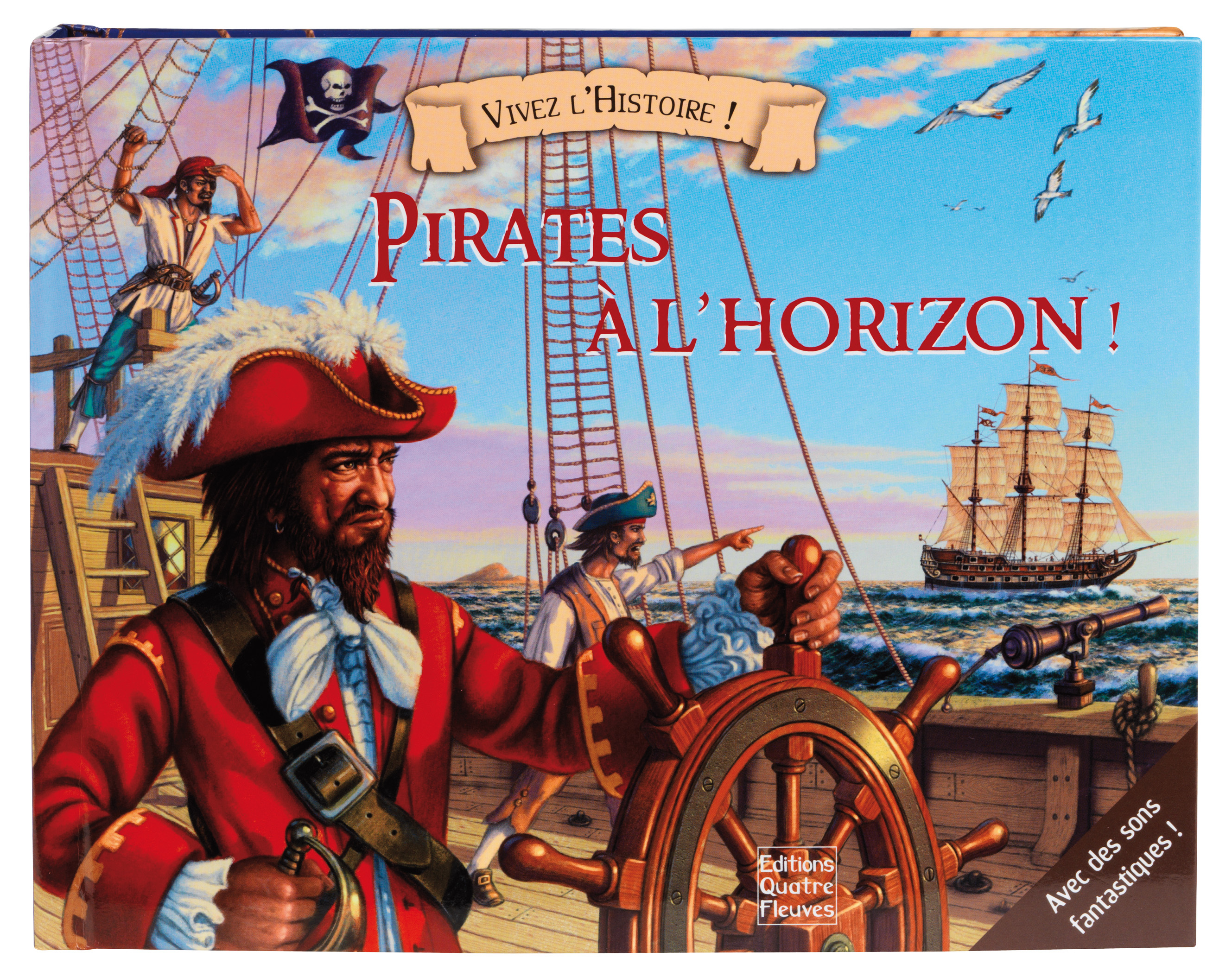 PIRATES A L'HORIZON !
