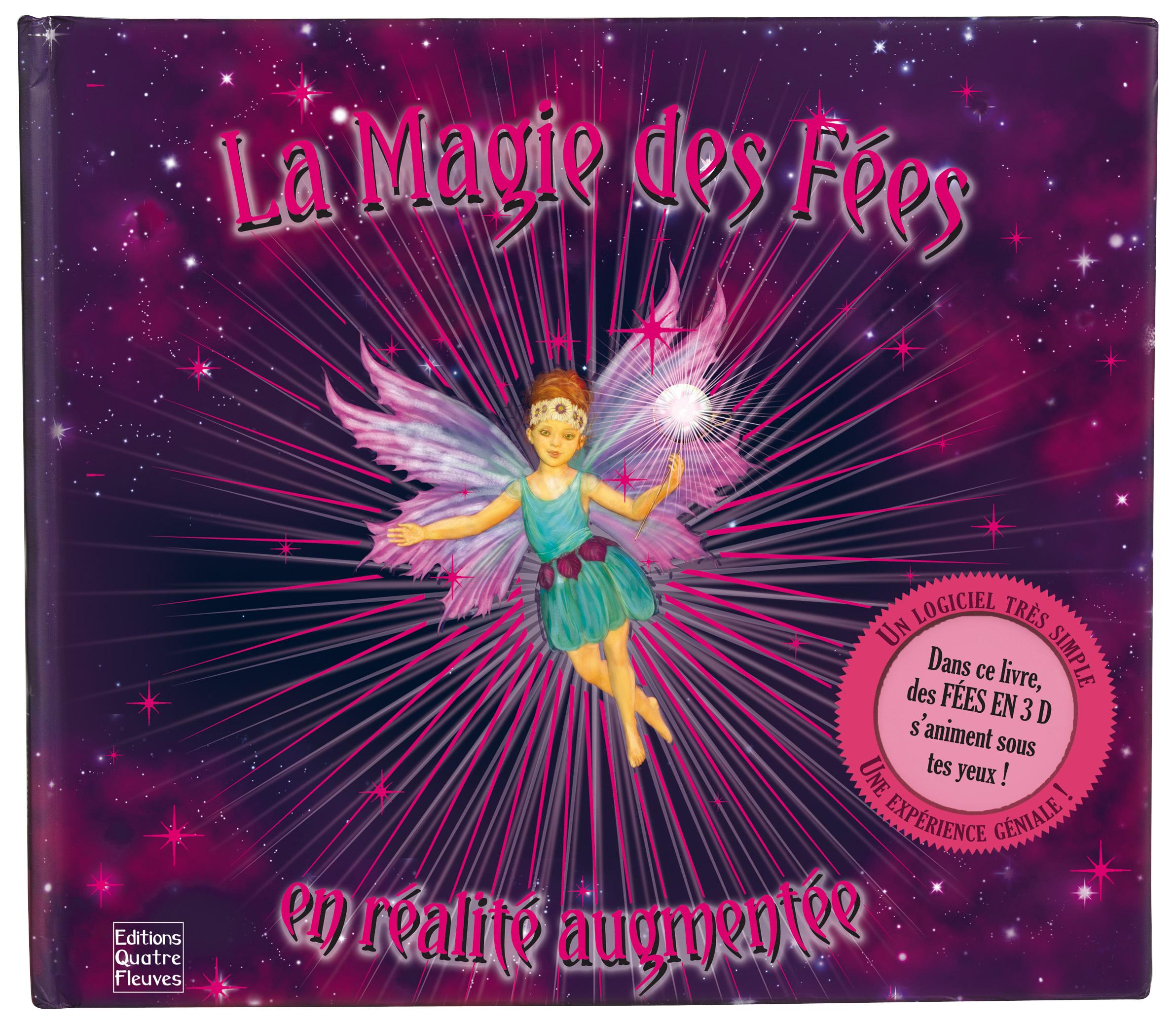 LA MAGIE DES FEES AVEC CD