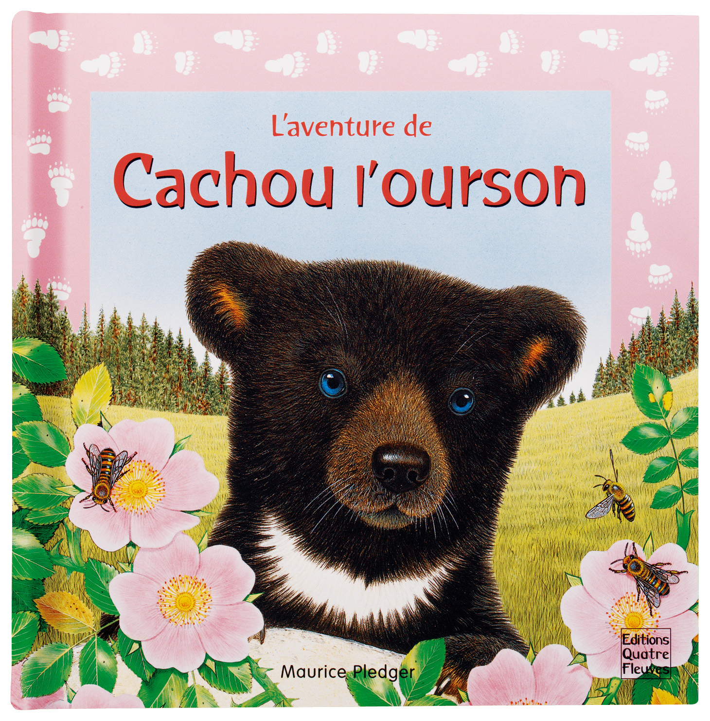 CACHOU L'OURSON