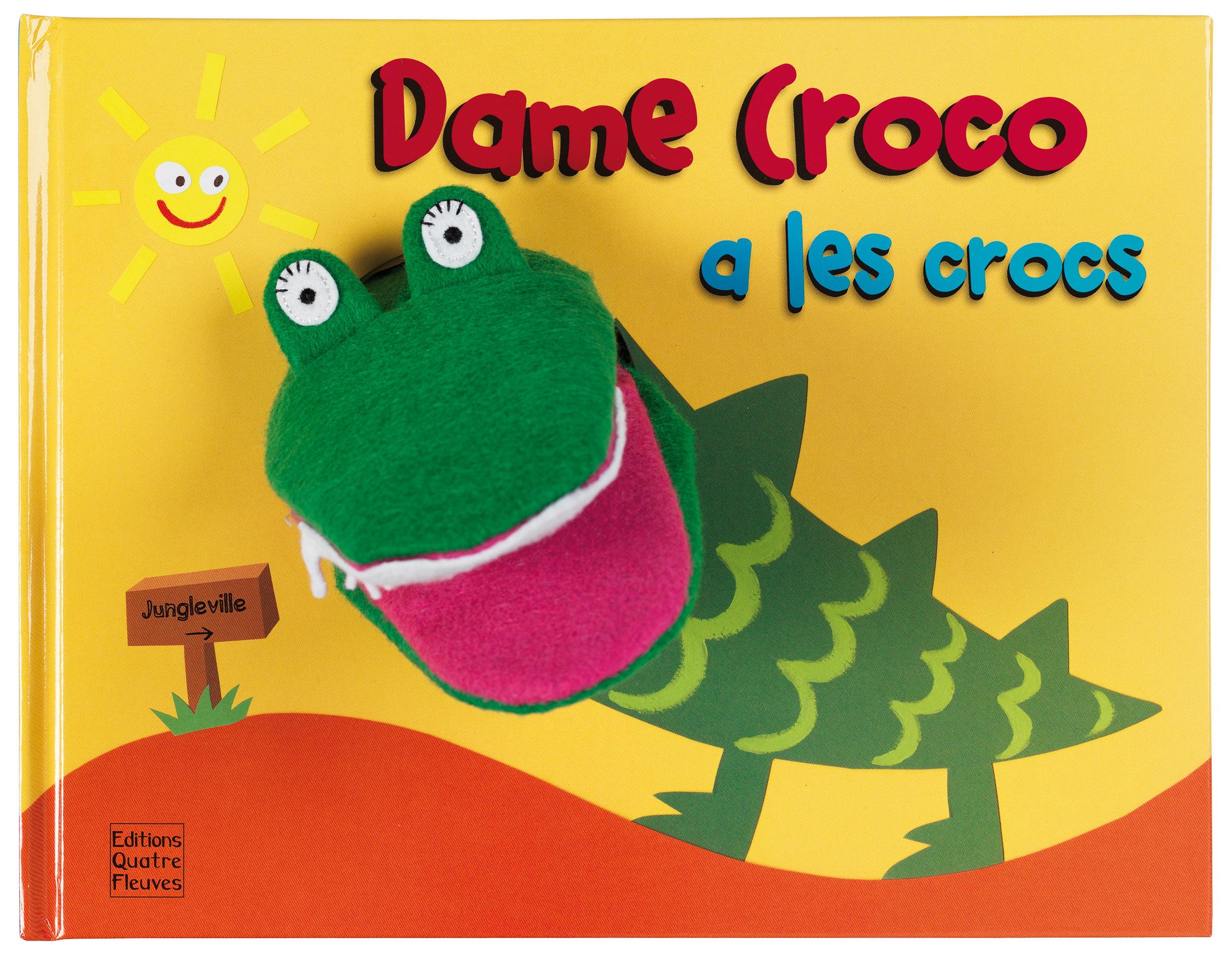 DAME CROCOS A LES CROCS !