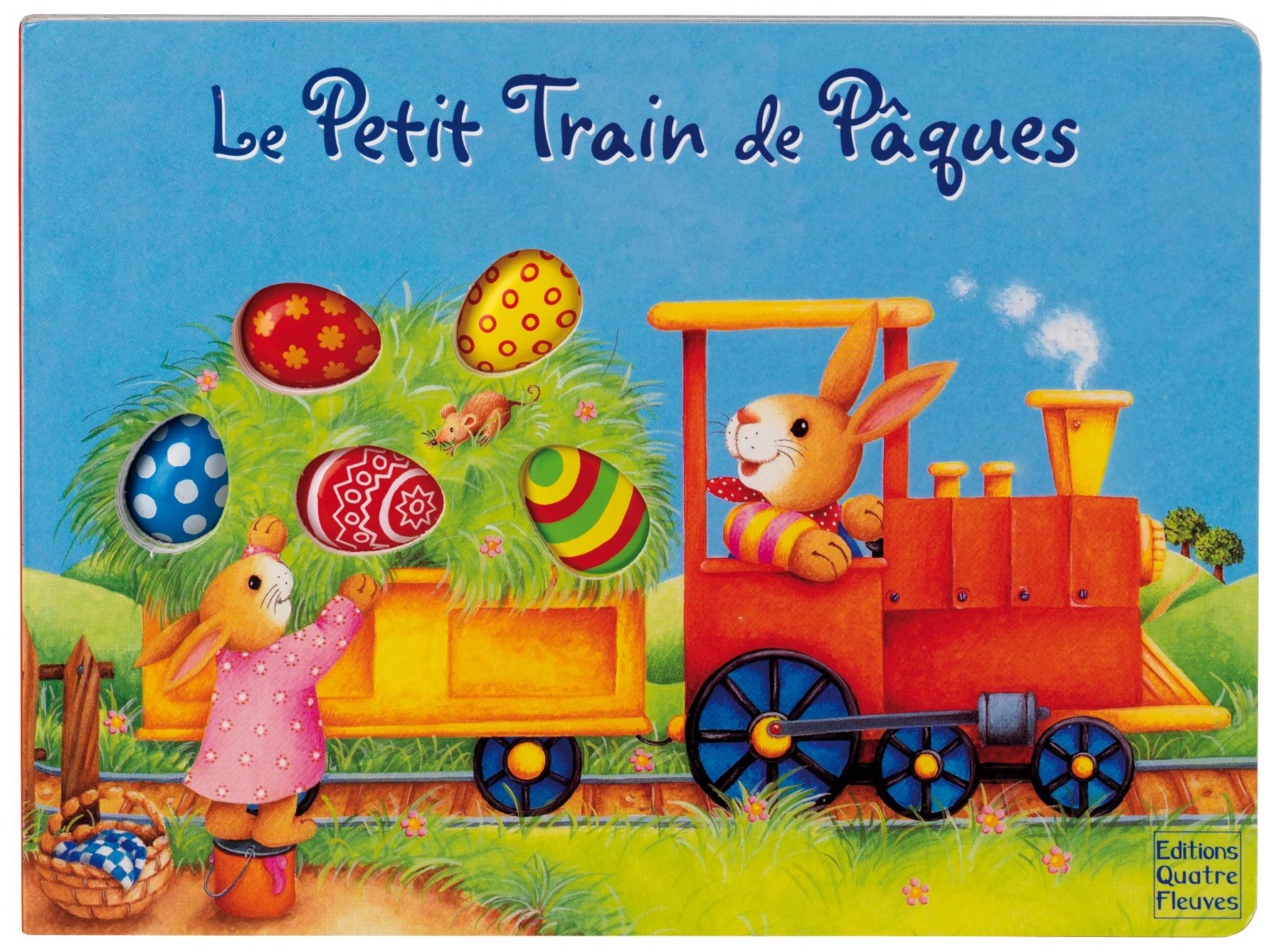 LE PETIT TRAIN DE PAQUES