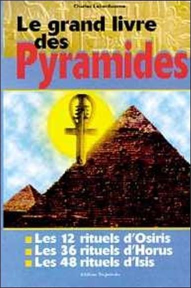 GRAND LIVRE DES PYRAMIDES