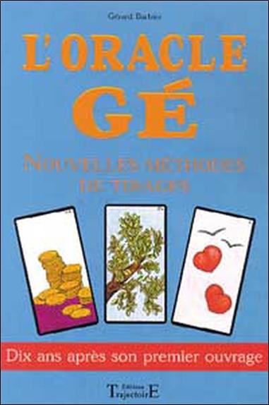 ORACLE GE - NOUVELLES METHODES DE TIRAGES