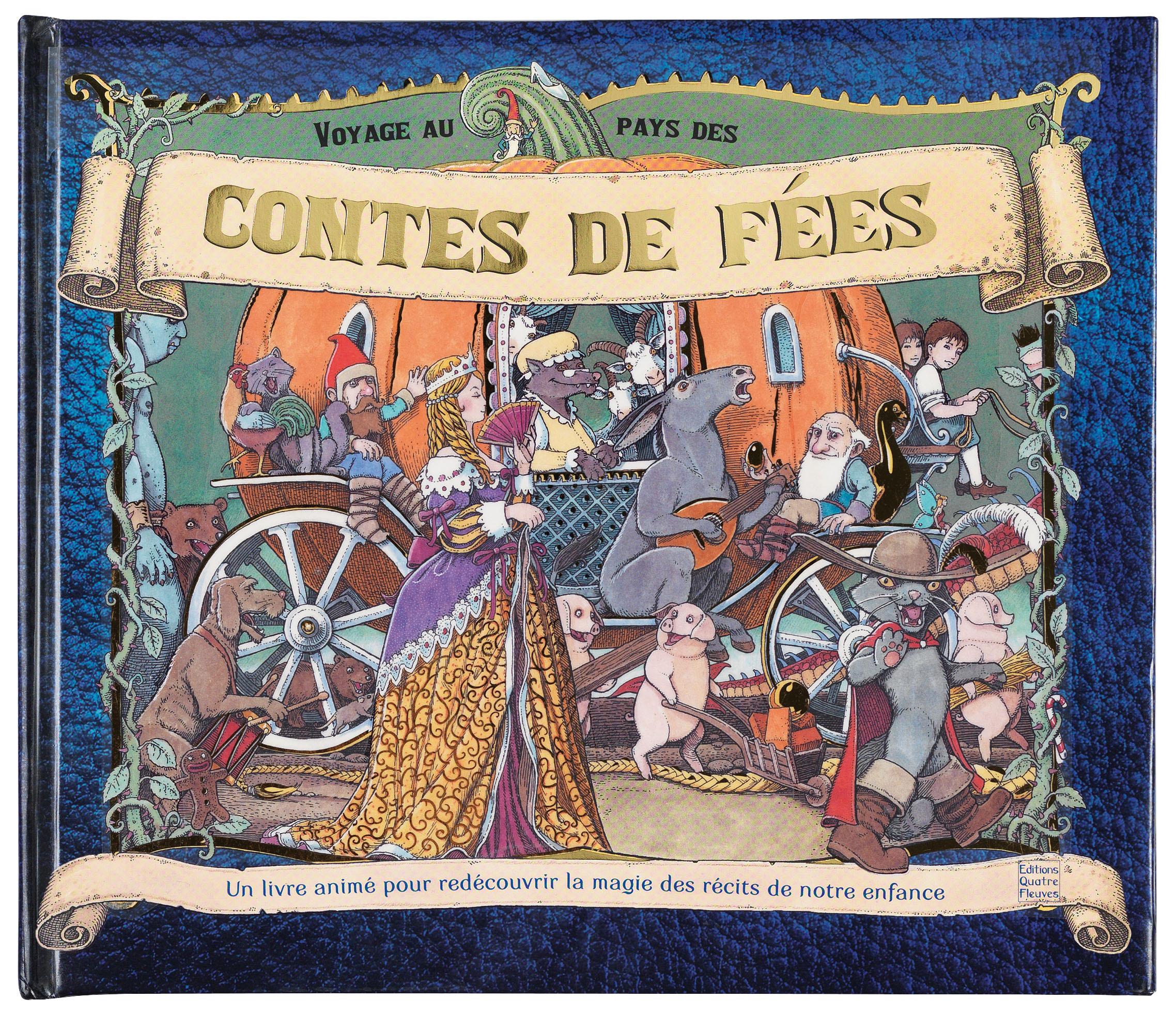 VOYAGE AU PAYS DES CONTES DE FEES