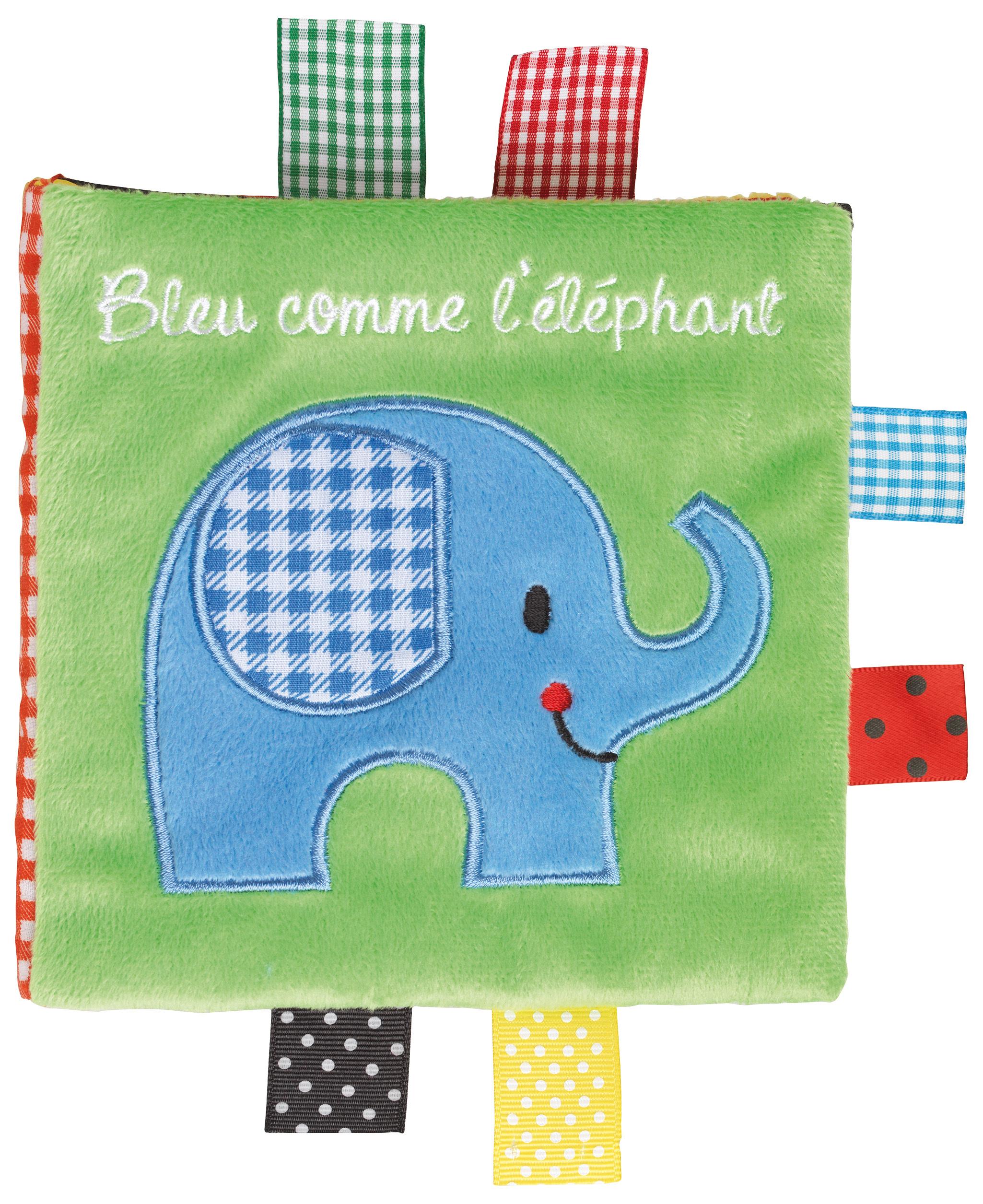 BLEU COMME L'ELEPHANT