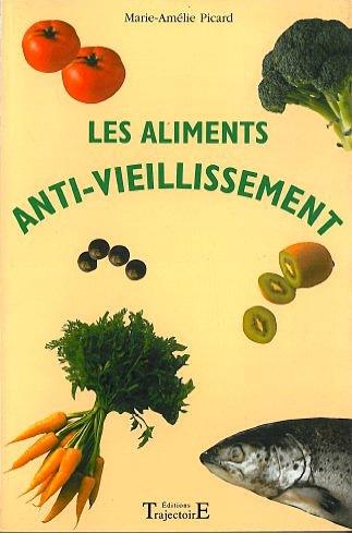 ALIMENTS ANTI-VIEILLISSEMENT