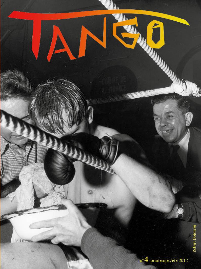 TANGO N 4 - LES FOUS DU SPORT