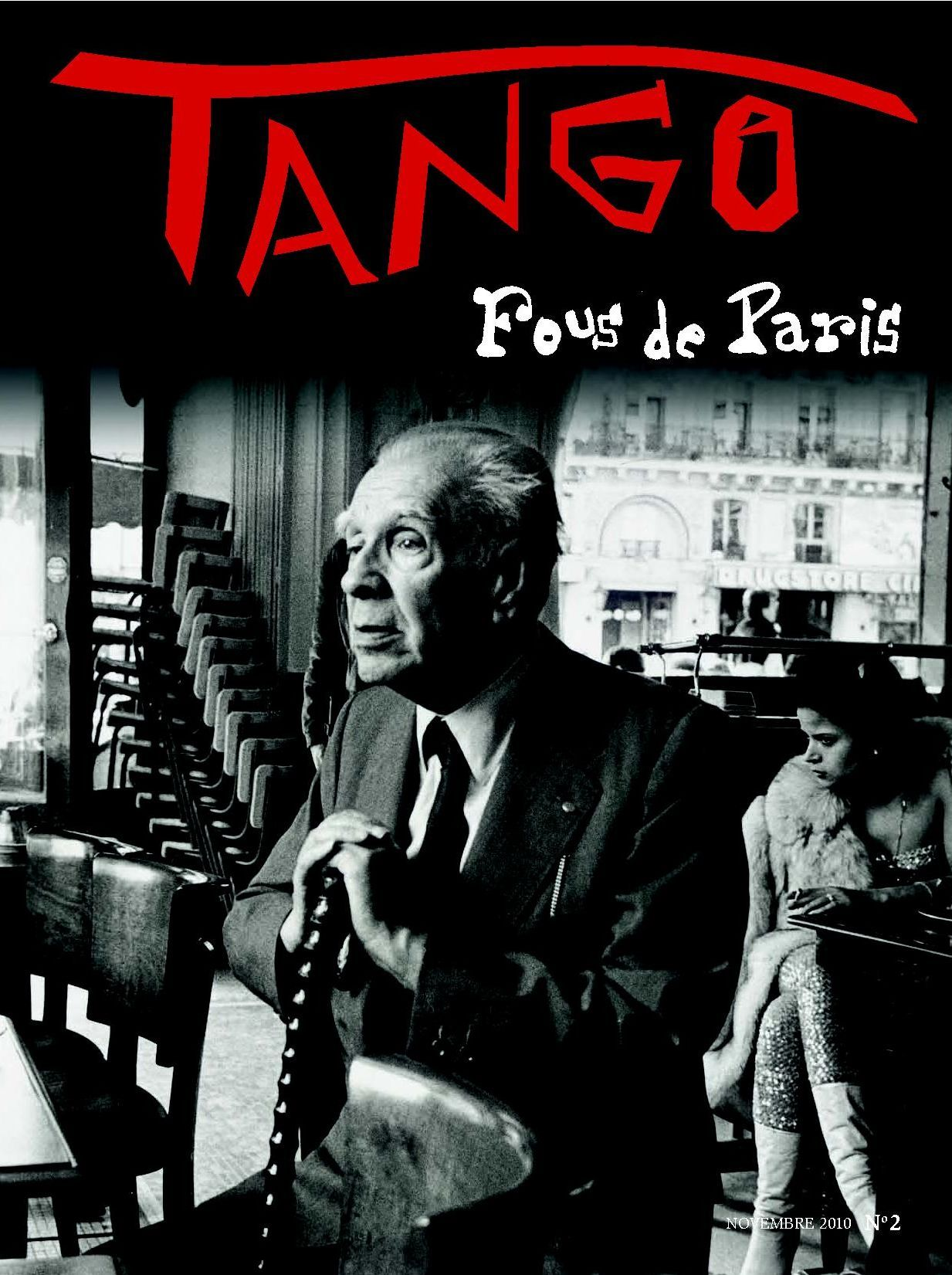 TANGO N 2 - FOUS DE PARIS