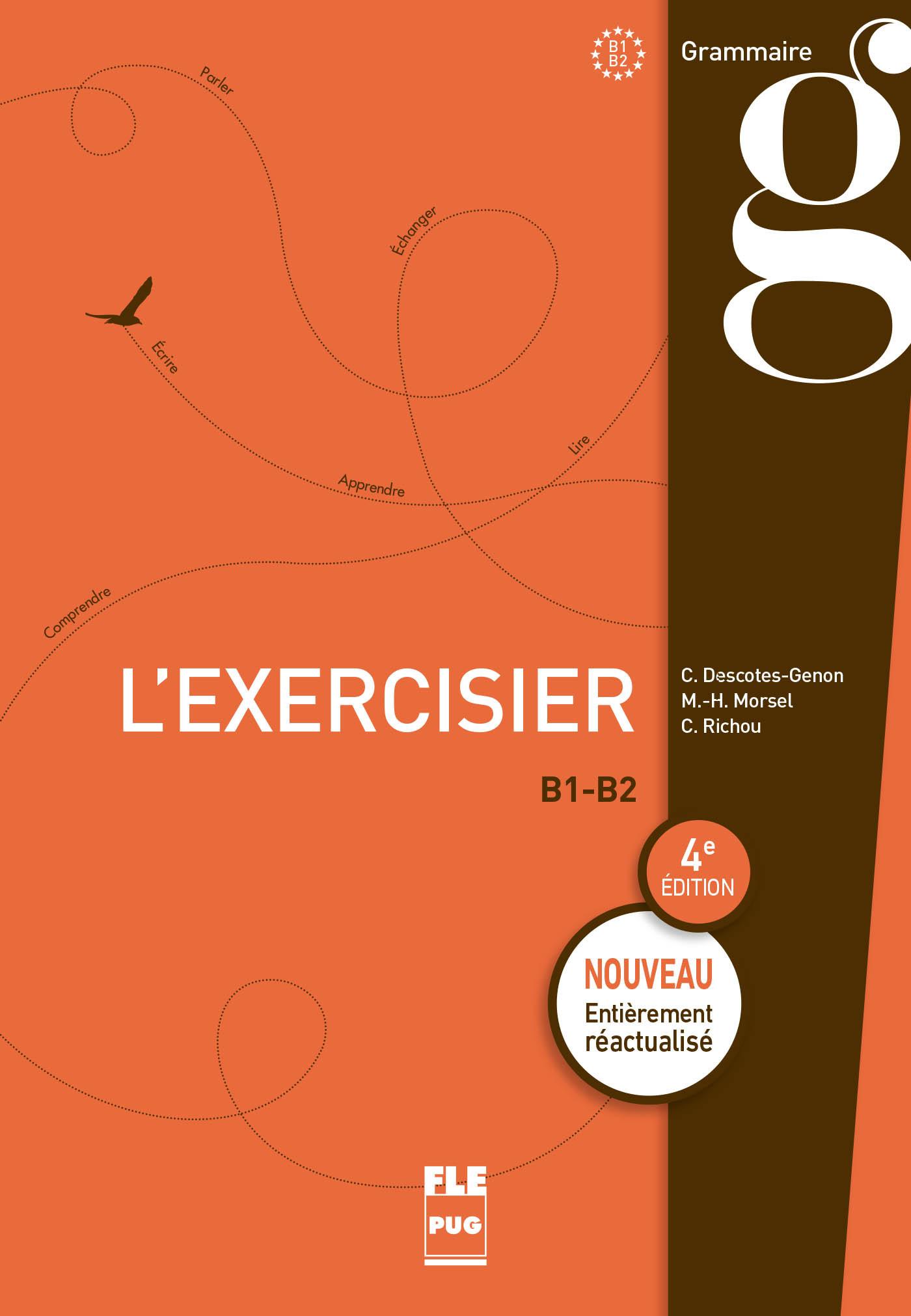 EXERCISIER (L') - LIVRE DE L'ELEVE