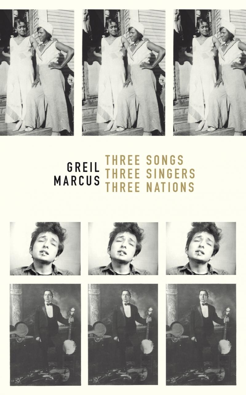 THREE SONGS, THREE SINGERS, THREE NATIONS