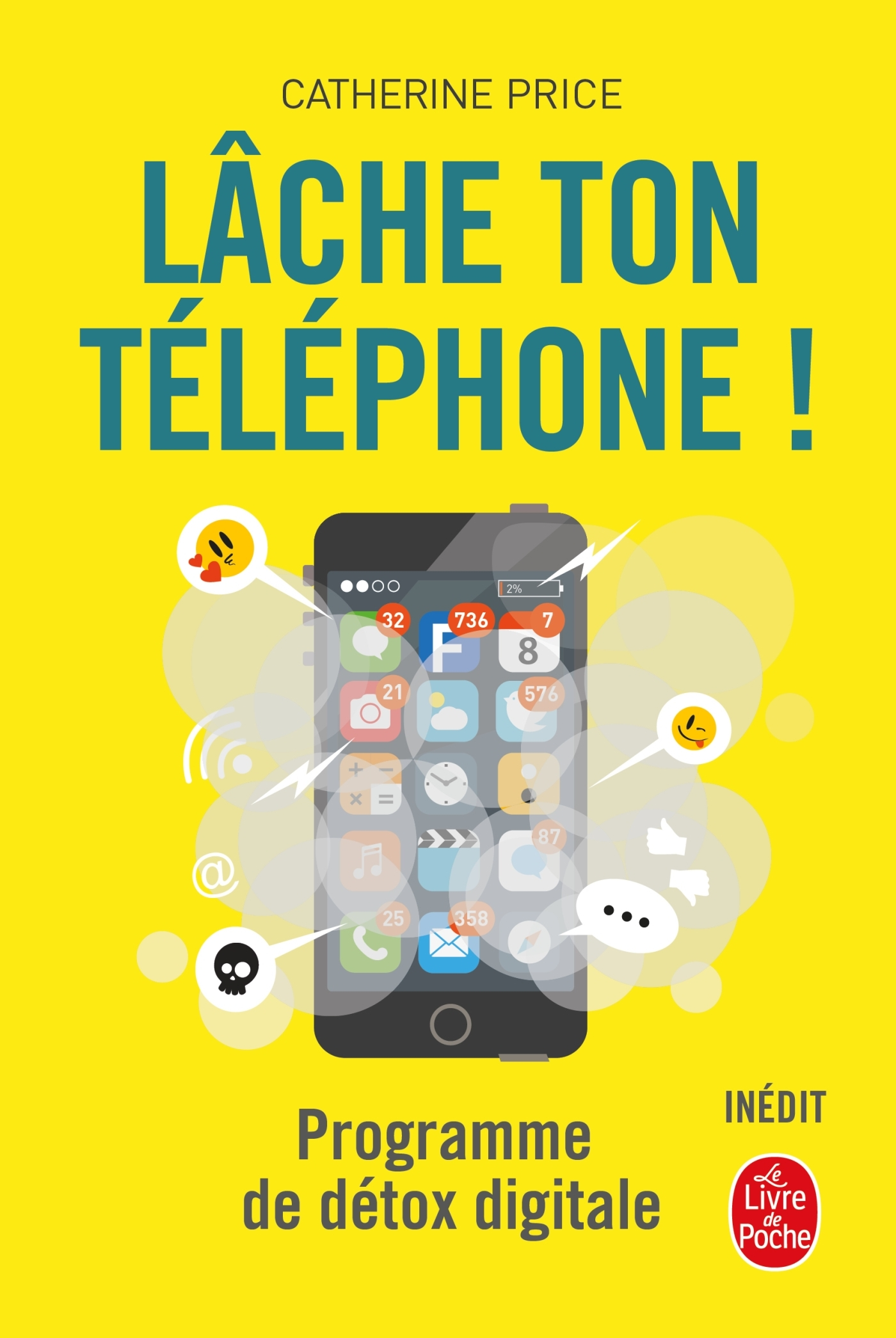 LACHE TON TELEPHONE !