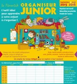 ORGANISEUR JUNIOR MEMONIAK 2015-2016