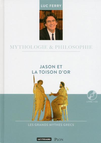 JASON ET LA TOISON D'OR VOLUME 11 LIVRE + CD
