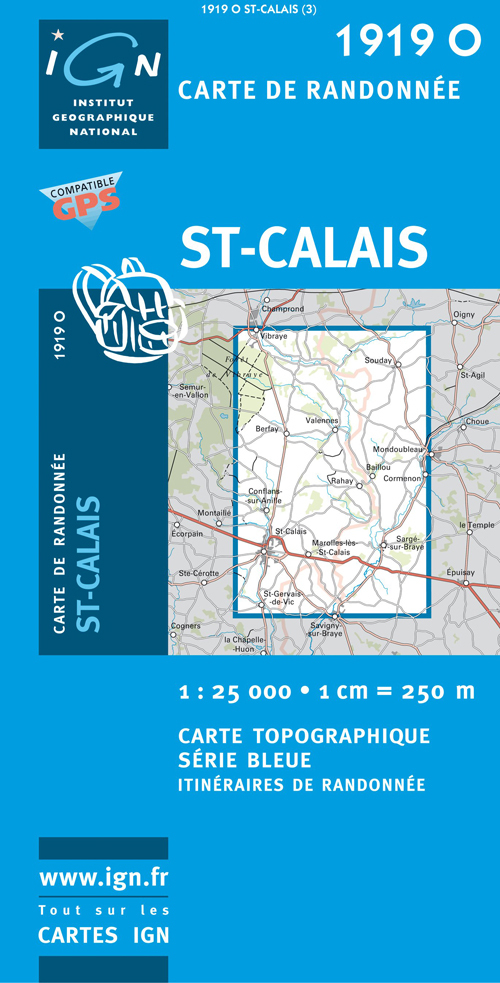 ST-CALAIS