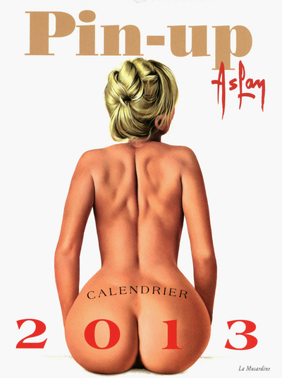 CALENDRIER PIN UP 2013