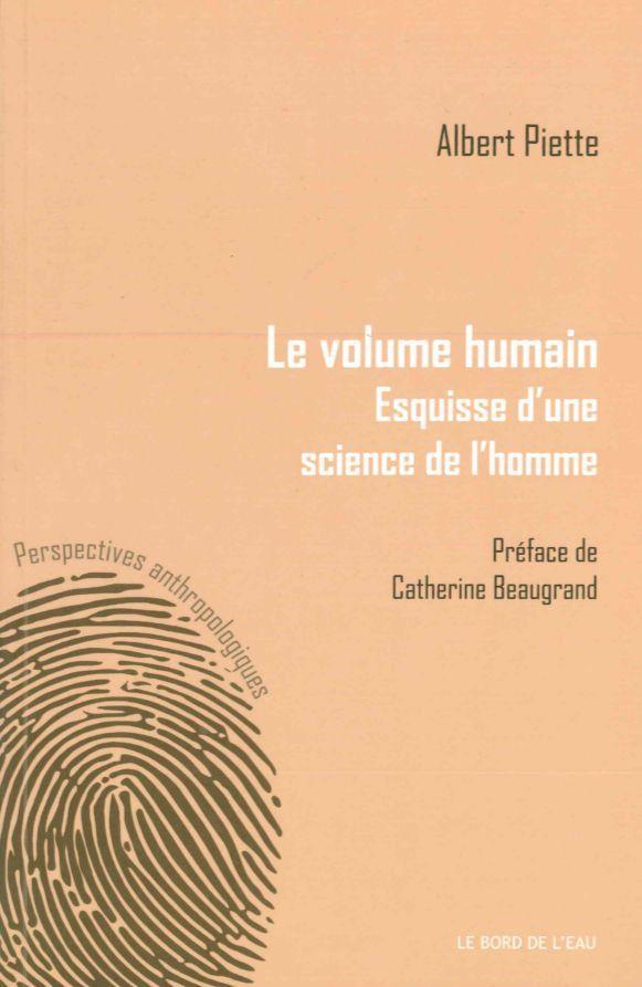 VOLUME HUMAIN (LE)