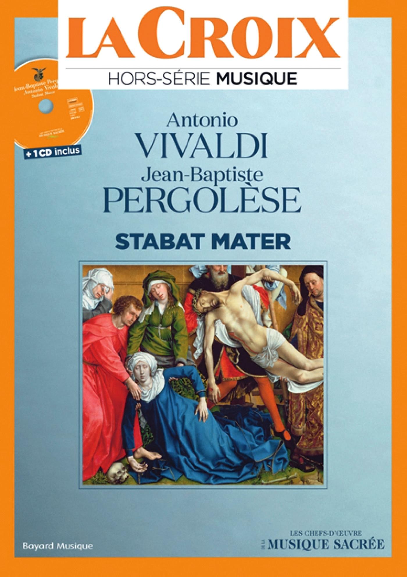 HS LA CROIX MUSIQUE 2 STABAT MATER PERGOLESE VIVALDI
