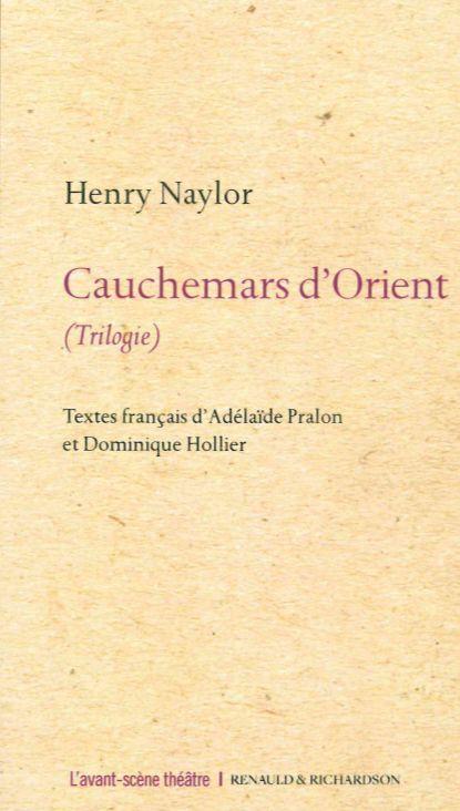 CAUCHEMARS D'ORIENT