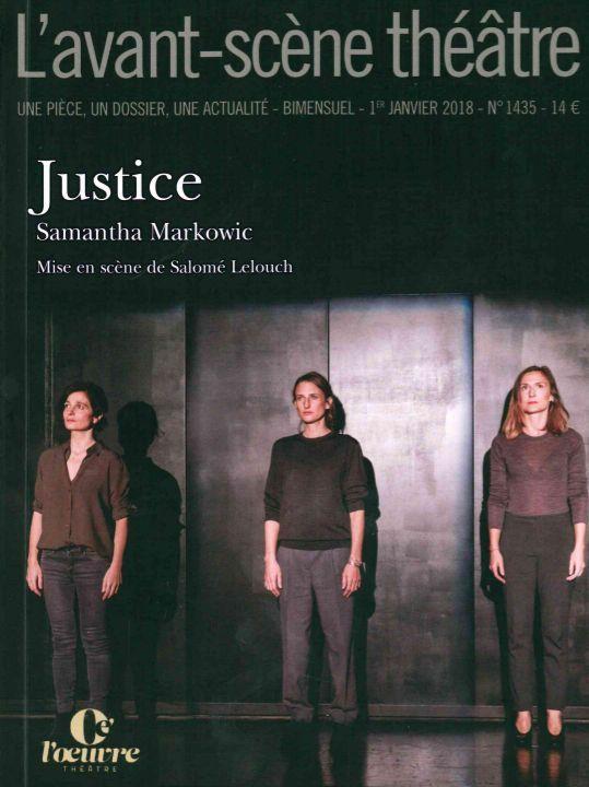 JUSTICE N 1432-1433