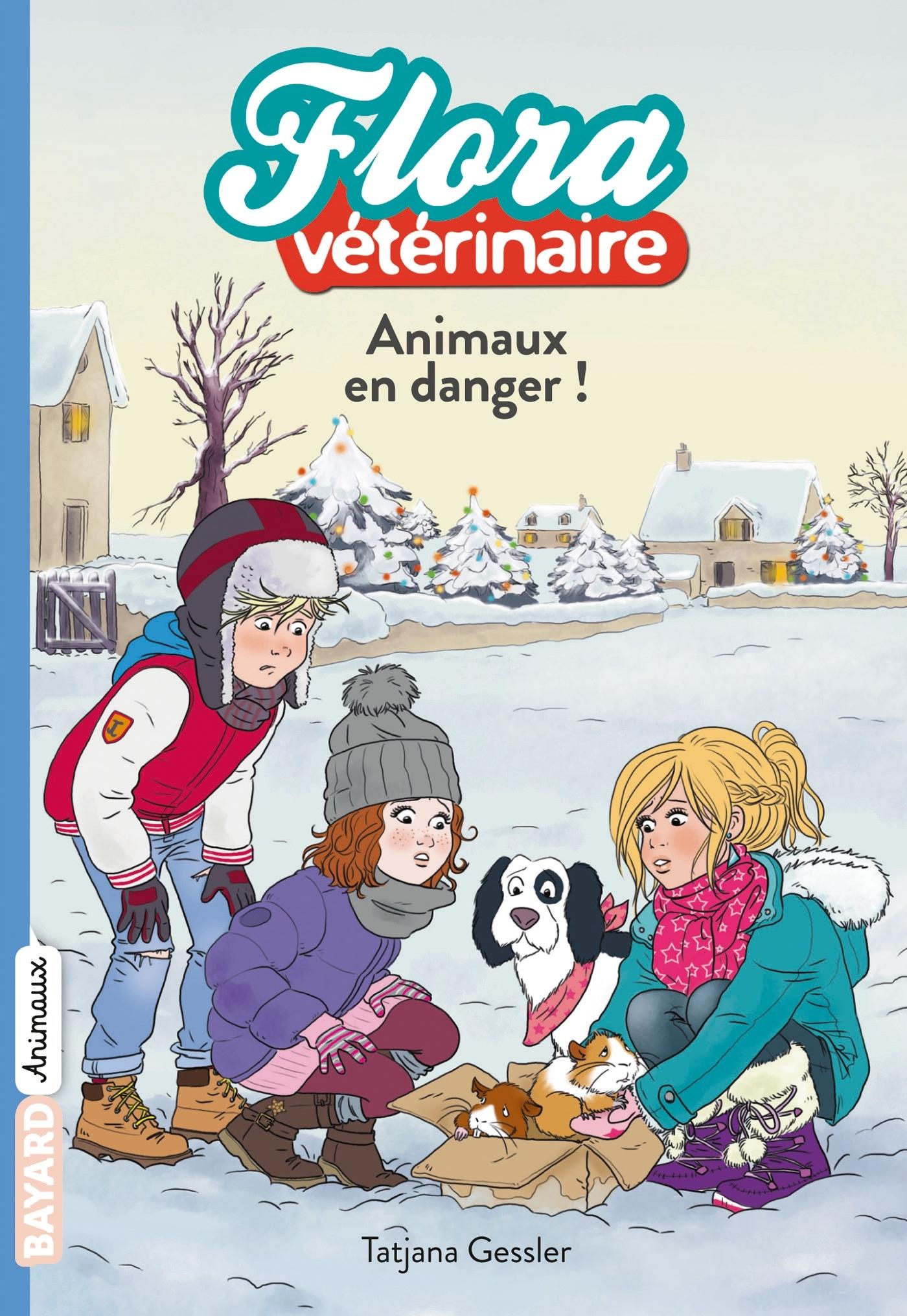 FLORA VETERINAIRE T.5 ANIMAUX EN DANGER