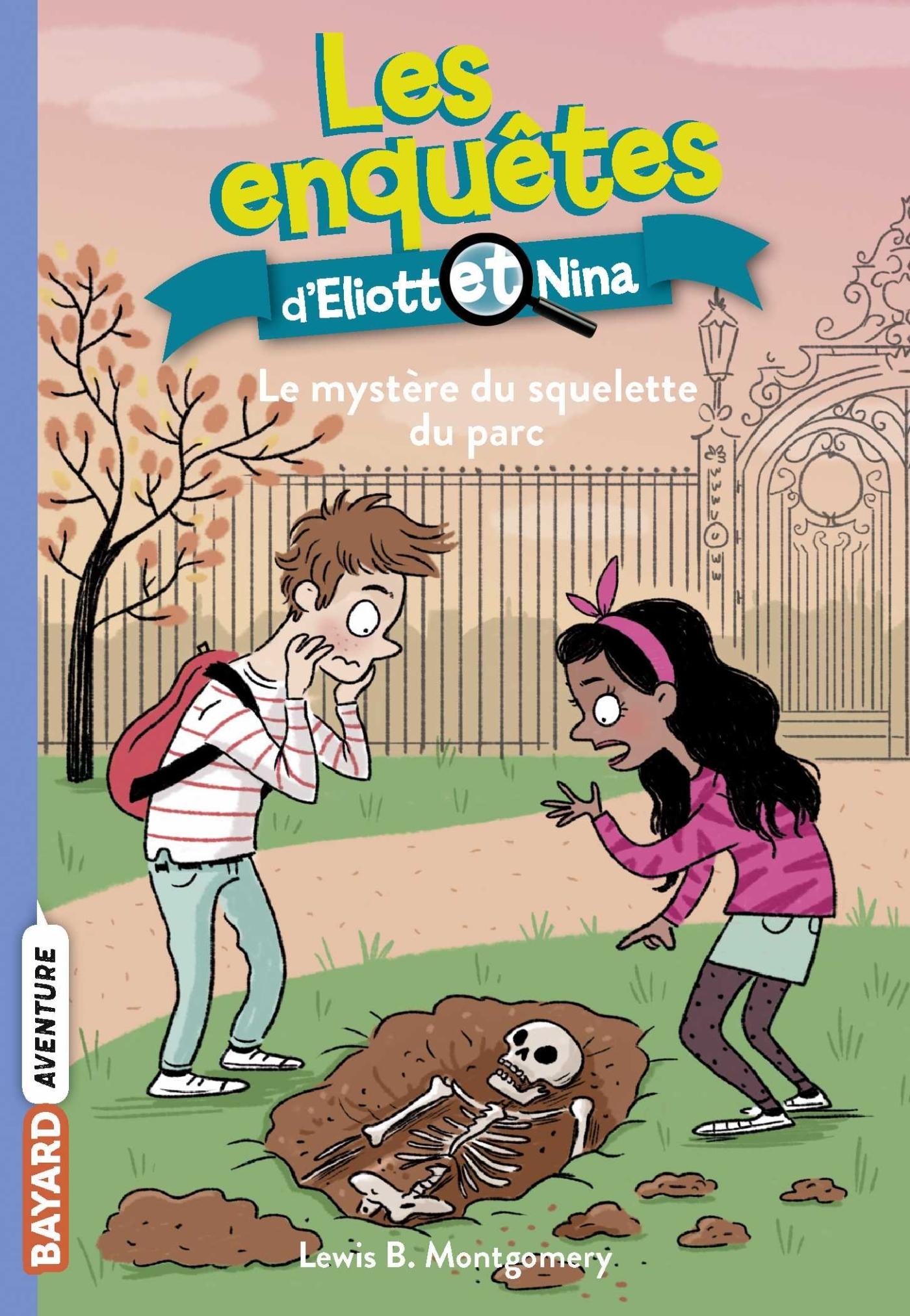 LES ENQUETES D'ELIOTT ET NINA, TOME 12