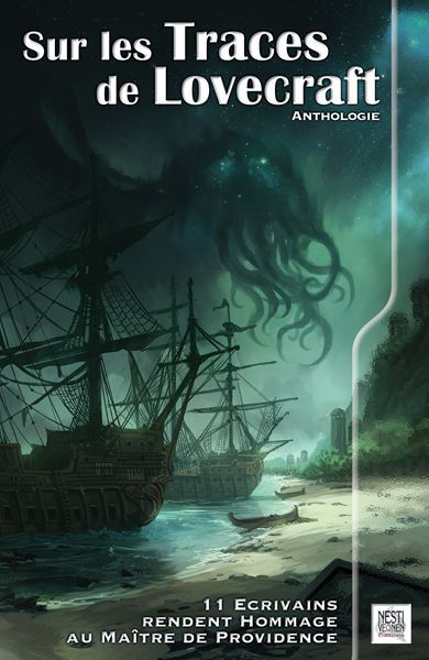 SUR LES TRACES DE LOVECRAFT - VOLUME 1