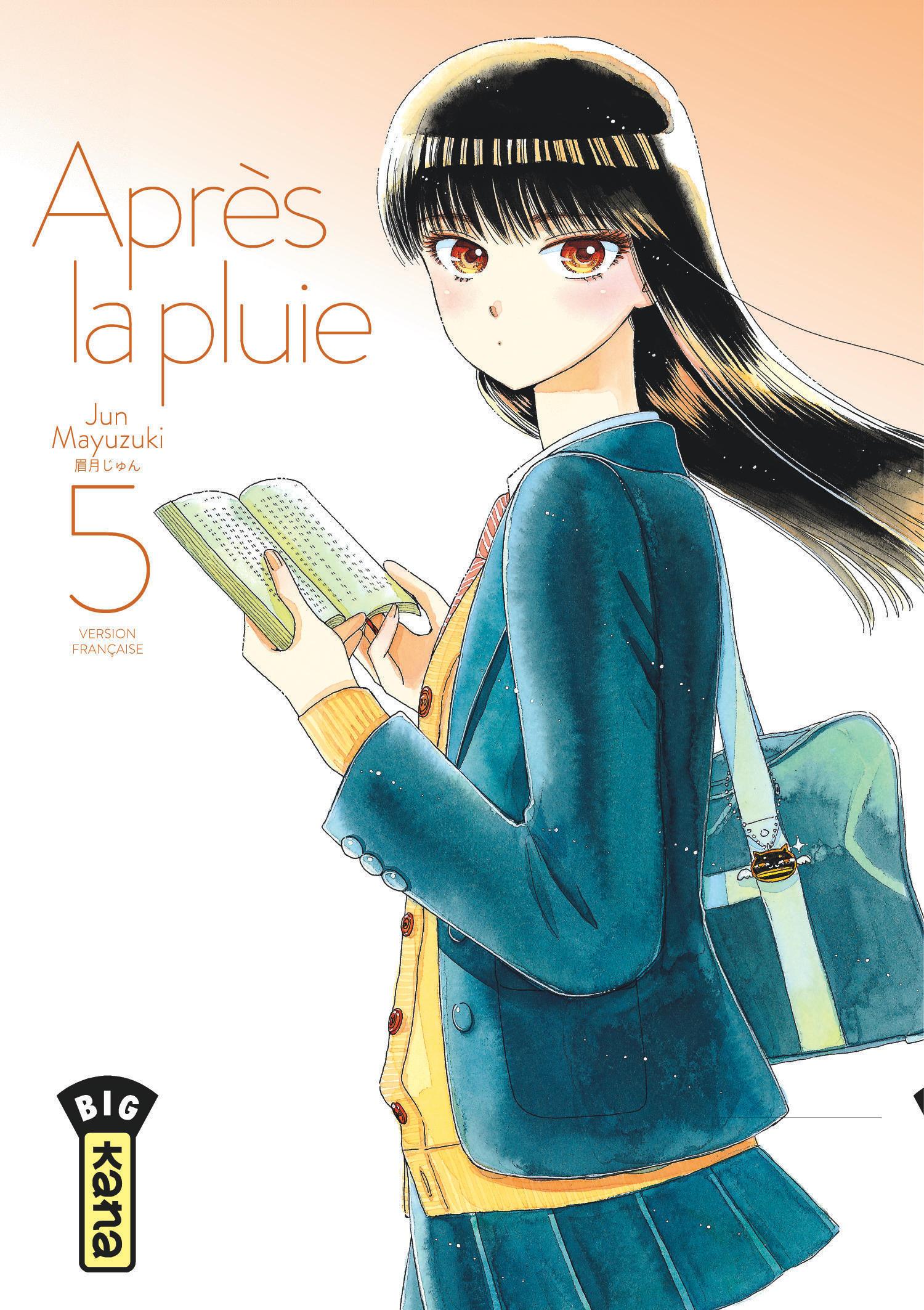 APRES LA PLUIE, TOME 5