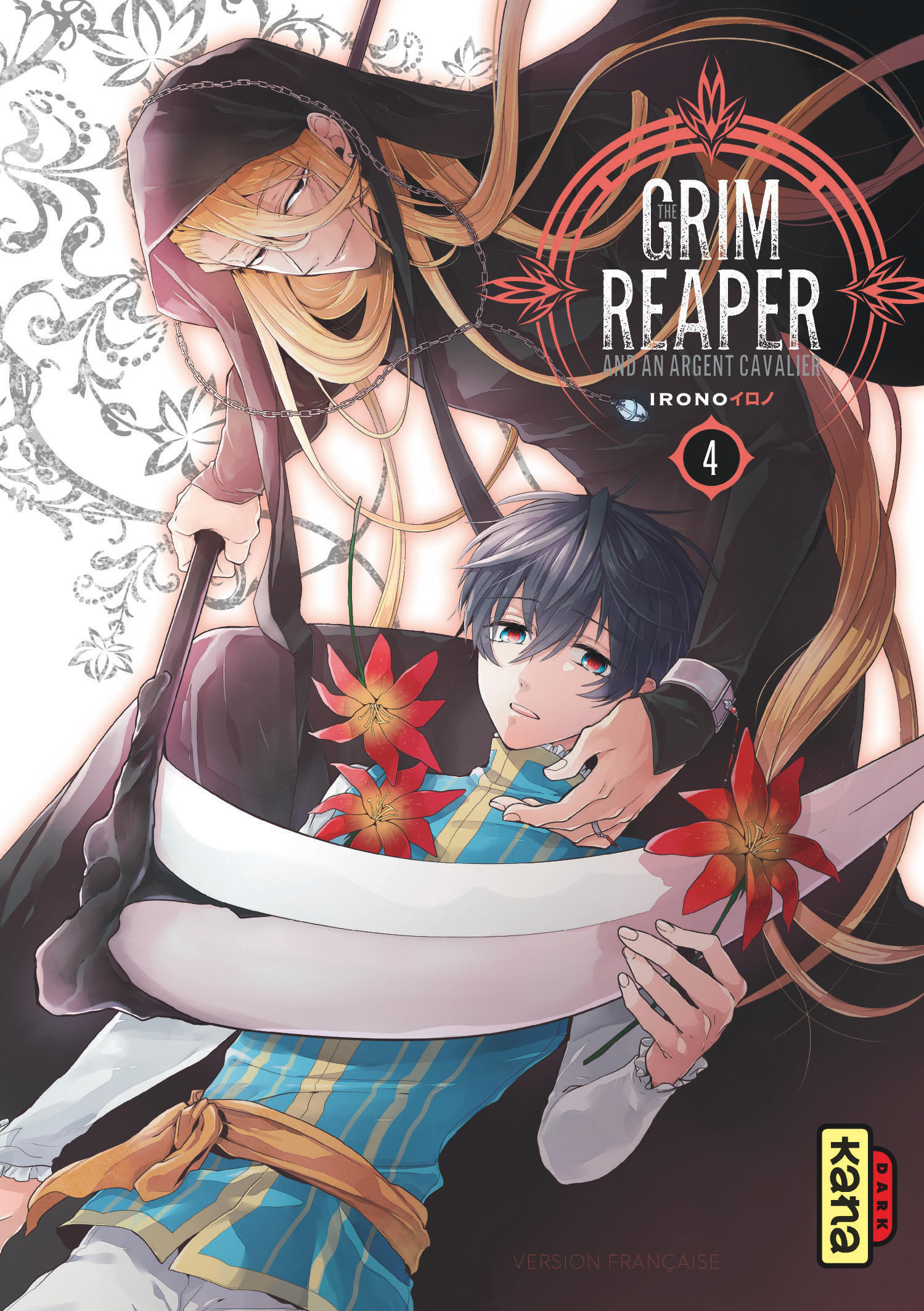 THE GRIM REAPER AND AN ARGENT CAVALIER, TOME 4