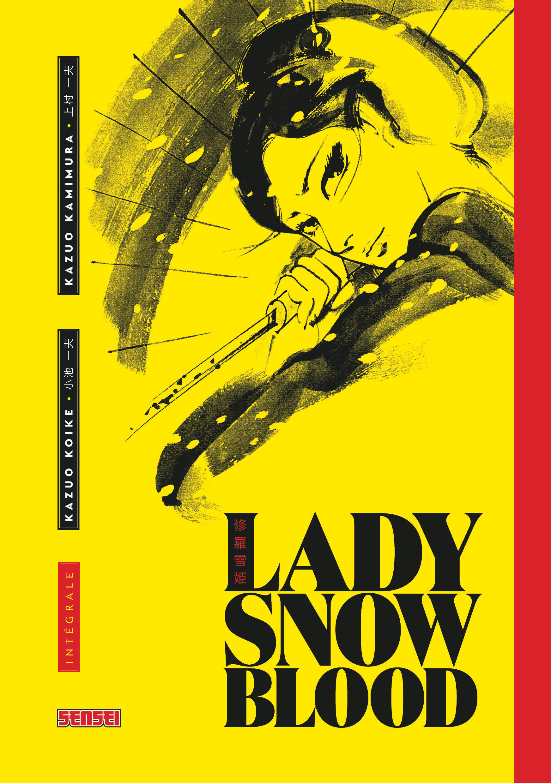 LADY SNOWBLOOD INTEGRALE, TOME 1