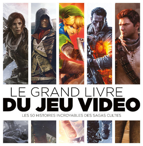 LE GRAND LIVRE DU JEU VIDEO
