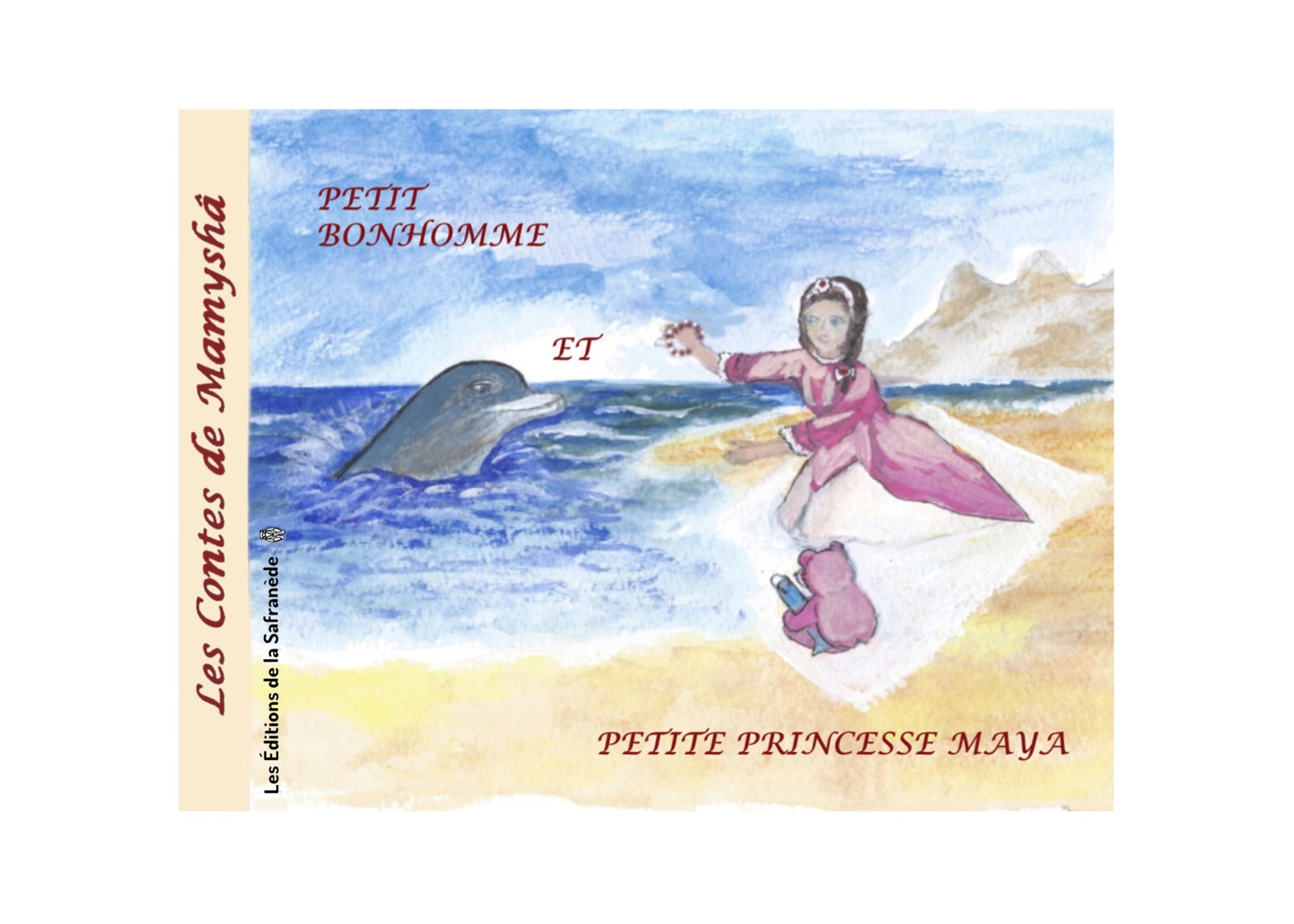PETIT BONHOMME ET PETITE PRINCESSE MAYA