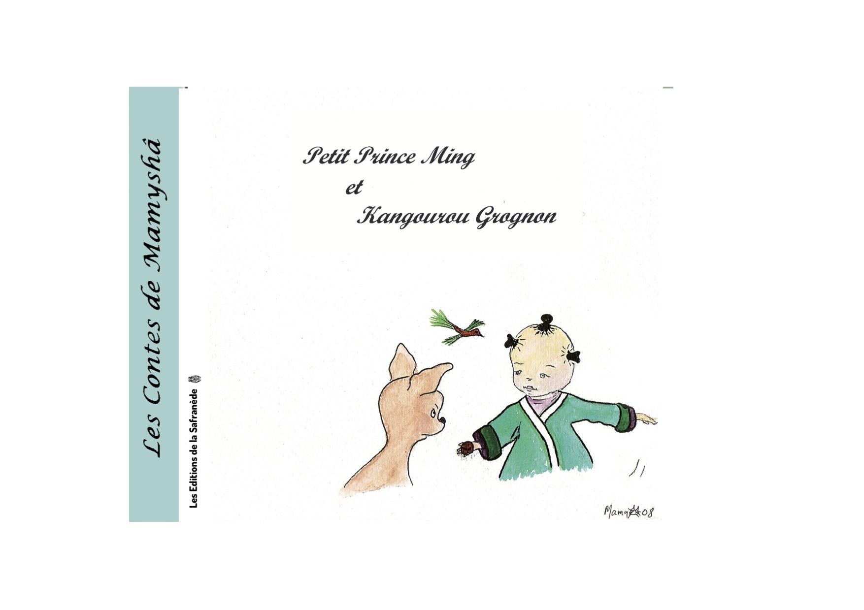 PETIT PRINCE MING ET KANGOUROU GROGNON