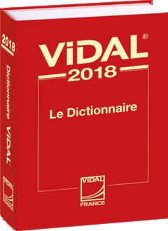 DICTIONNAIRE VIDAL 2018 (94. ED.)