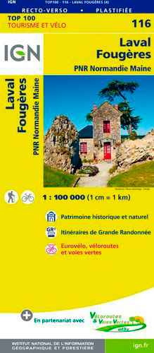 TOP100116 LAVAL / FOUGERES