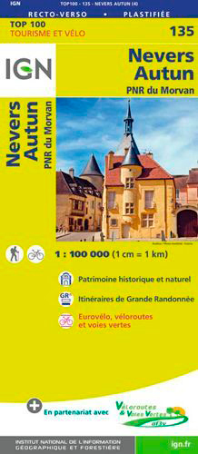 TOP100135 NEVERS / AUTUN