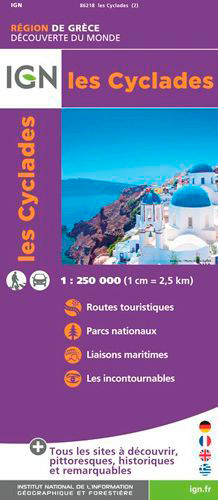 86218 LES CYCLADES