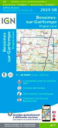 2029SB BESSINES-SUR-GARTEMPE.MAGNAC-LAVAL