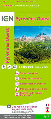 TOP200205 PYRENEES OUEST
