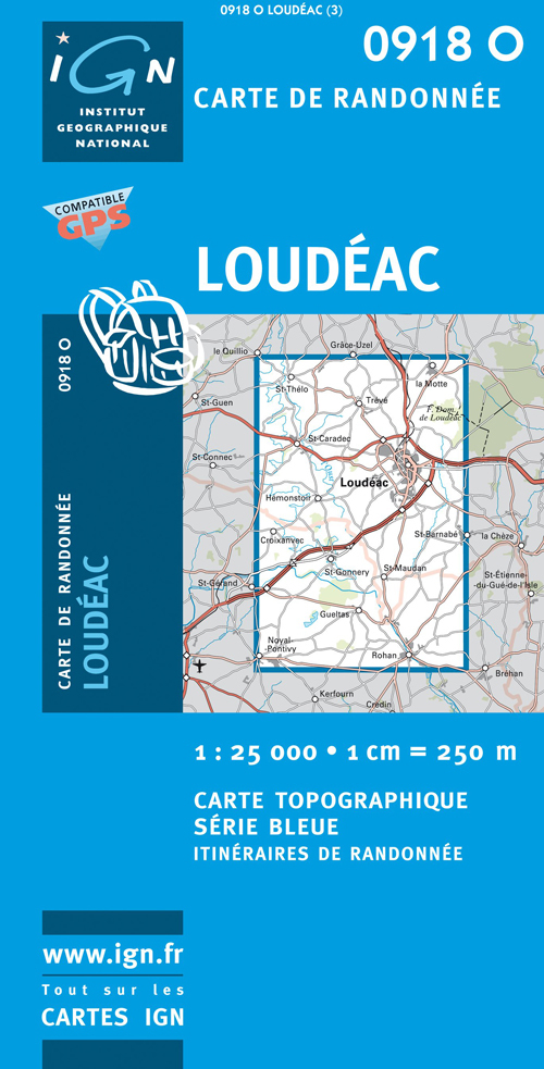 AED 0918O LOUDEAC