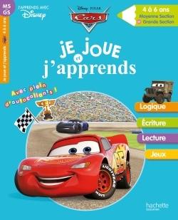 JE JOUE ET J'APPRENDS CARS MS-GS